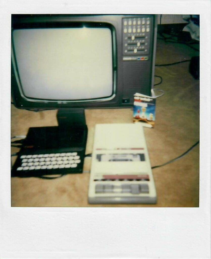 ZX81-polaroid