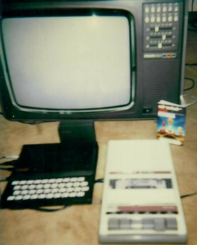 My ZX81